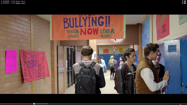 Bullying Screen Shot 3