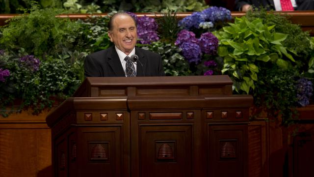 Pres Monson Oct 2012 GC