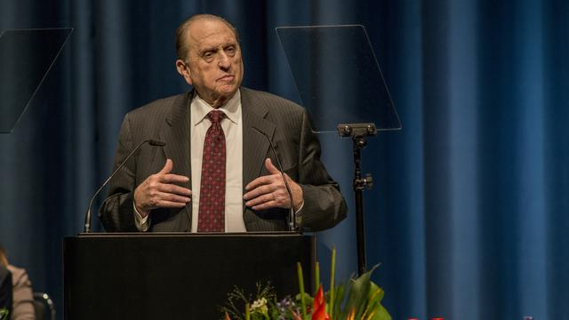 President Monson speaks at ICC Berlin 1 high res