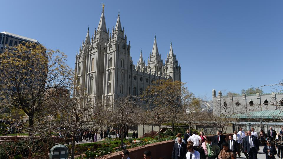 Salt Lake City Tempel