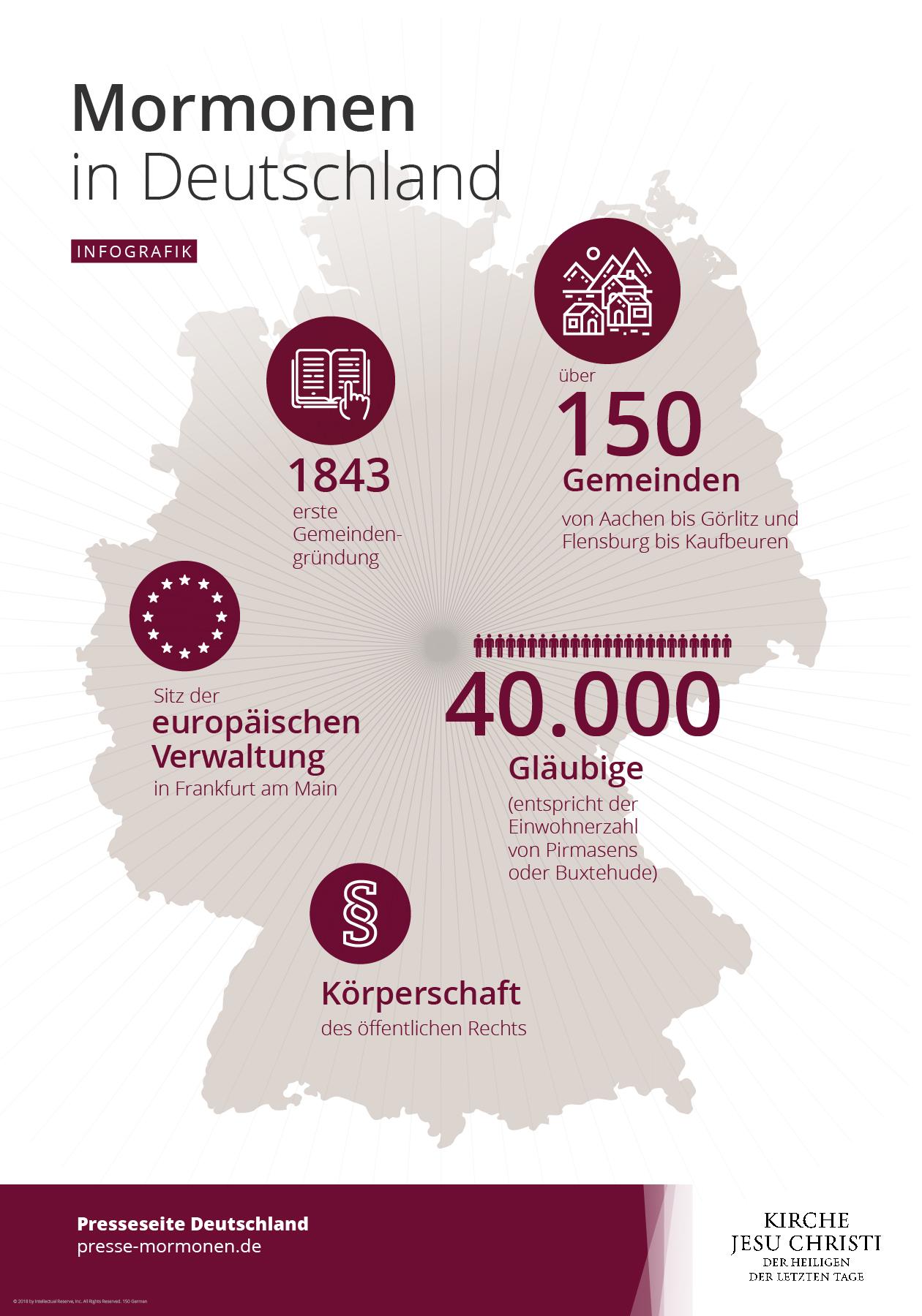 Mormonen Deutschland
